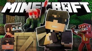 Minecraft MURDER MYSTERY! | WHO'S THE KILLER?! (Minecraft Murder Mystery Minigame)