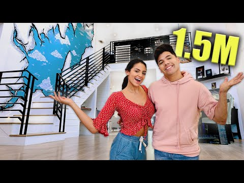 Dtrix and Beth's House Tour