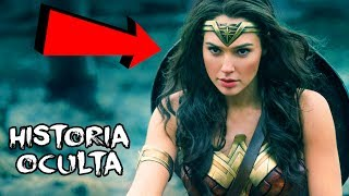 La Impactante Historia oculta en La Mujer Maravilla ¿Existen Las Amazonas en la vida Real?