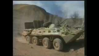 Конфликт в Таджикистане. 1996 год.