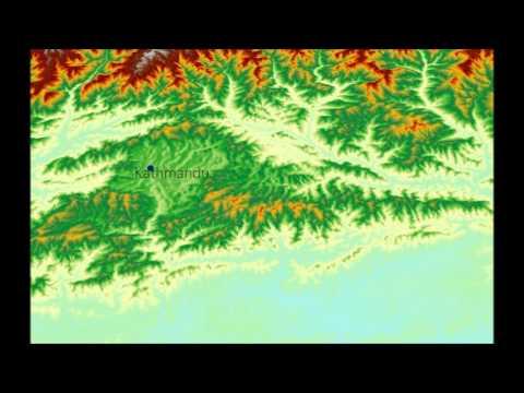Himalaya Disasters - NASA DEVELOP Fall 2015 @ Goddard Space Flight Center