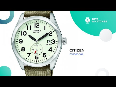 Slick Citizen BV1080-18A Watches For Men Detailed In 360, Prices, Features
