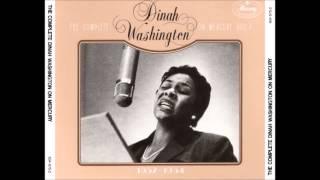 Dinah Washington -- Medley: Come Rain Or Come Shine/Crazy He Calls Me - Live (1954/Los Angeles)