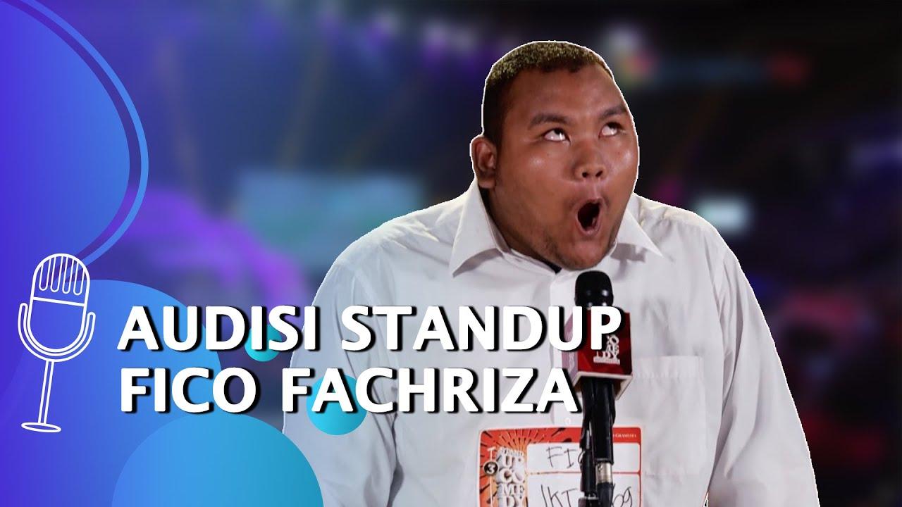 Download SUCI 3 - Stand Up Fico Fachriza: Malu-malu di Depan Raditya Dika sampai Demam Panggung