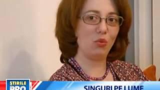Tara cu instinct matern amputat  Romania are 40 000 de copii abandonati