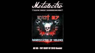 AC DC - TNT (RIOT 87 2013 Remix) [Free DL]