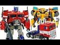 Transformers Bumblebee movie Optimus Prime! Go! #DuDuPopTOY