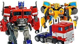 Transformers Bumblebee movie Optimus Prime! Go! #DuDuPopTOY