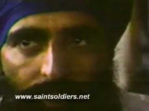 Sant Jarnail Singh Bhindranwale English Interview