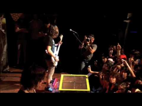 truth's Live Playlist in Hollywood, CA: Escape the Fate, This War Is Ours