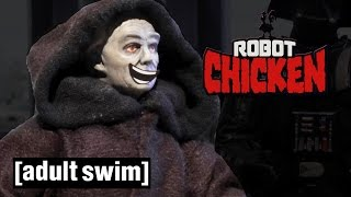 3 Classic Moments with The Emperor | Robot Chicken Star Wars | Adult Swim