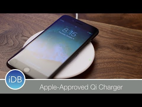 Download Youtube: Belkin BOOST UP iPhone 8 and iPhone X Qi Wireless Charger - Review