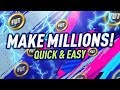 THIS EASY TRADING METHOD WILL MAKE YOU MILLIONS DURING TOTS... (FIFA 19 Ultimate Team)