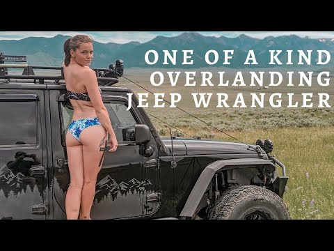 Download DIY Jeep Wrangler Modifications For Overlanding & Camping | BUILDING OUR JEEP WRANGLER