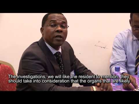 06.03. Health care systems: Considerations in different healthcare systems: Cameroon Panel Part 1