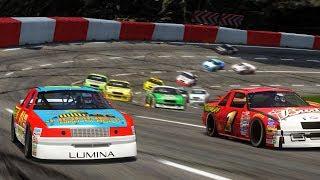 Daytona USA but its Assetto Corsa