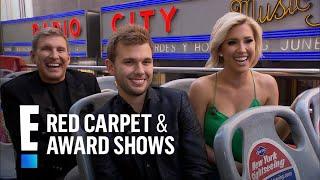 Does Todd Chrisley Like Savannah's New Hockey Player Beau? | E! Red Carpet & Award Shows