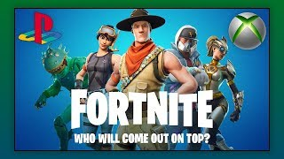 """Press Start WP - Feature Story """"Fortnite is now the center of the console war."""" 10-1-18"""