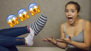 100 layers of socks