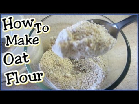 how-to-make-oat-flour-with-the-ninja-blender