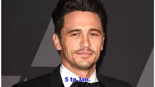 [Breaking News]Oscar snub: James Franco to close out the nomination after allegations of sexual mis