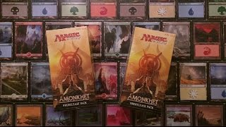 2 amonkhet prerelease kits iconic masters rant