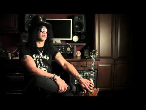 Slash in the Studio // Episode Eight