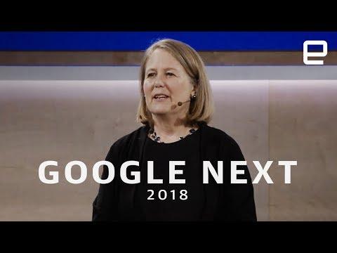 Google Cloud Next 2018 in under 12 minutes