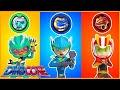 🦸[DinoCore] Official | DINOSAURS CARS Monster Trucks | Dinosaur Kids Stories🦖Heroes Cartoon For Kids