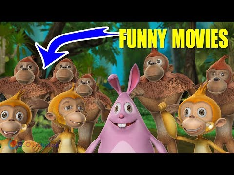 Hoạt Hình Vui Nhộn Hay Mới Nhất - Thỏ và Sư Tử   Funny Animation Movies