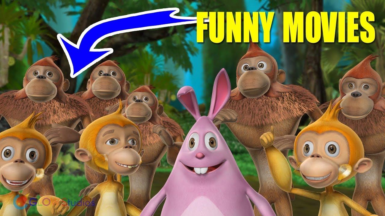 Hoạt Hình Vui Nhộn Hay Mới Nhất – Thỏ và Sư Tử | Funny Animation Movies