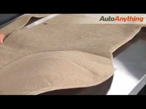 Dash Designs Carpet Dashboard Cover Review - AutoAnything Product Demo