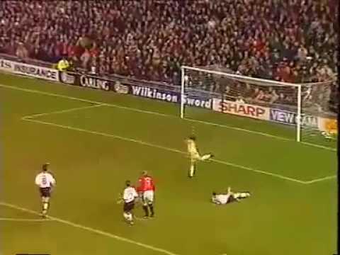 Best Eric Cantona Goal, The Chip for Manchester United vs Sunderland 1996