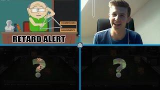 Uh oh, retard alert... | FIFA 15 STATKI