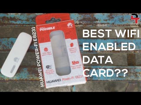 Huawei Power-Fi (E8231): Still The Best WiFi Enabled Data