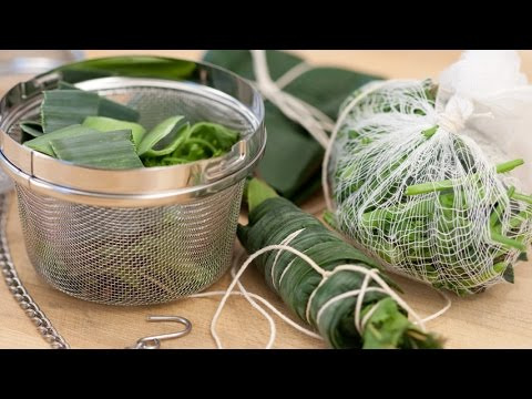 Bouquet garni and sachet d 39 epices doovi - Bouquet garni en cuisine ...