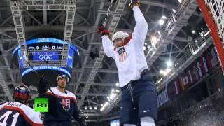 Матч Россия-США: главное хоккейное событие недели