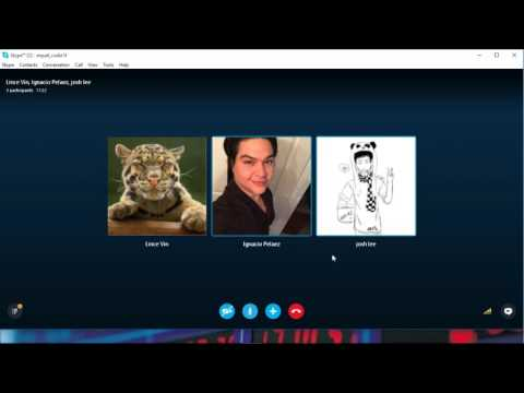 Forex Leaning Skype group chat 01