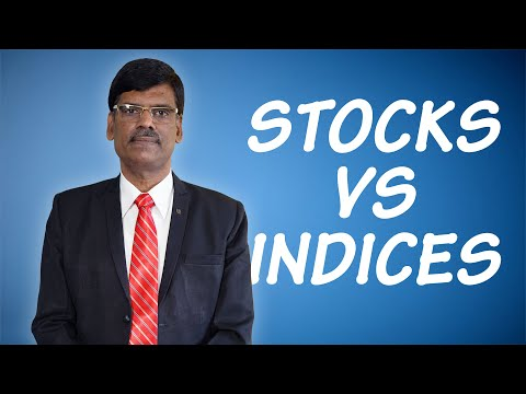 Trading in STOCKS vs INDICES – What's Better | P R SUNDAR