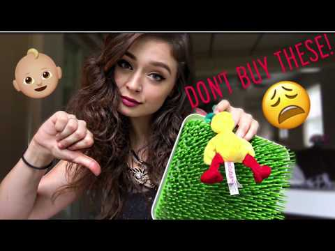10 Baby Products I Regret Buying! 👶🏼😩 DON'T BUY THESE!