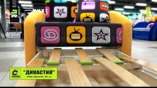 видео Прямой диван Балу
