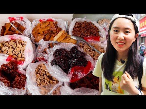 江西人能吃辣,竟把辣椒做饼当零食吃!