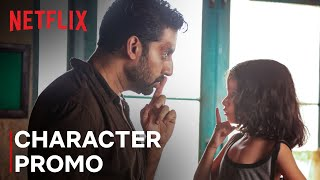 Abhishek Bachchan & Inayat Verma as Bittu & Mini | Ludo | Netflix India