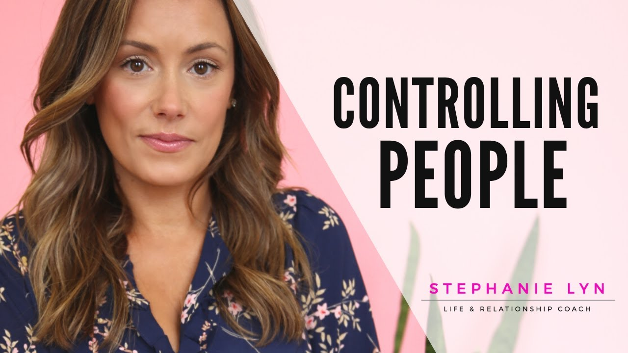 Download 2 Types of Controlling People   How to Manage Yourself around THEM!