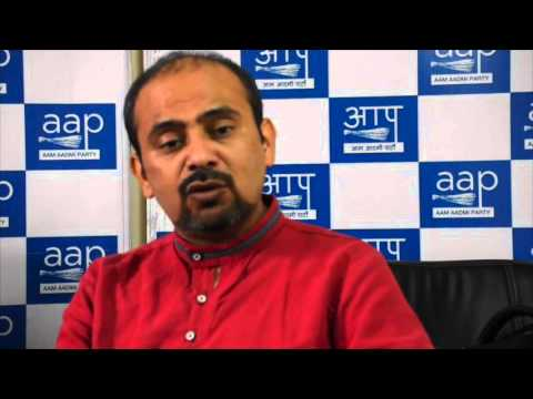 Message By Dilip Pandey on Google Hangout to Train Delhi Volunteers On Dengue Prevention