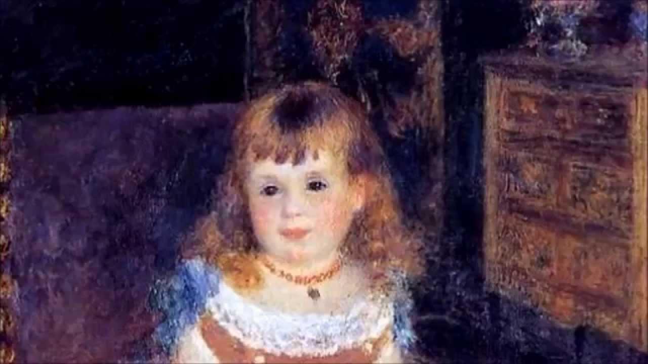 Popolare I bambini di Renoir - YouTube LO09
