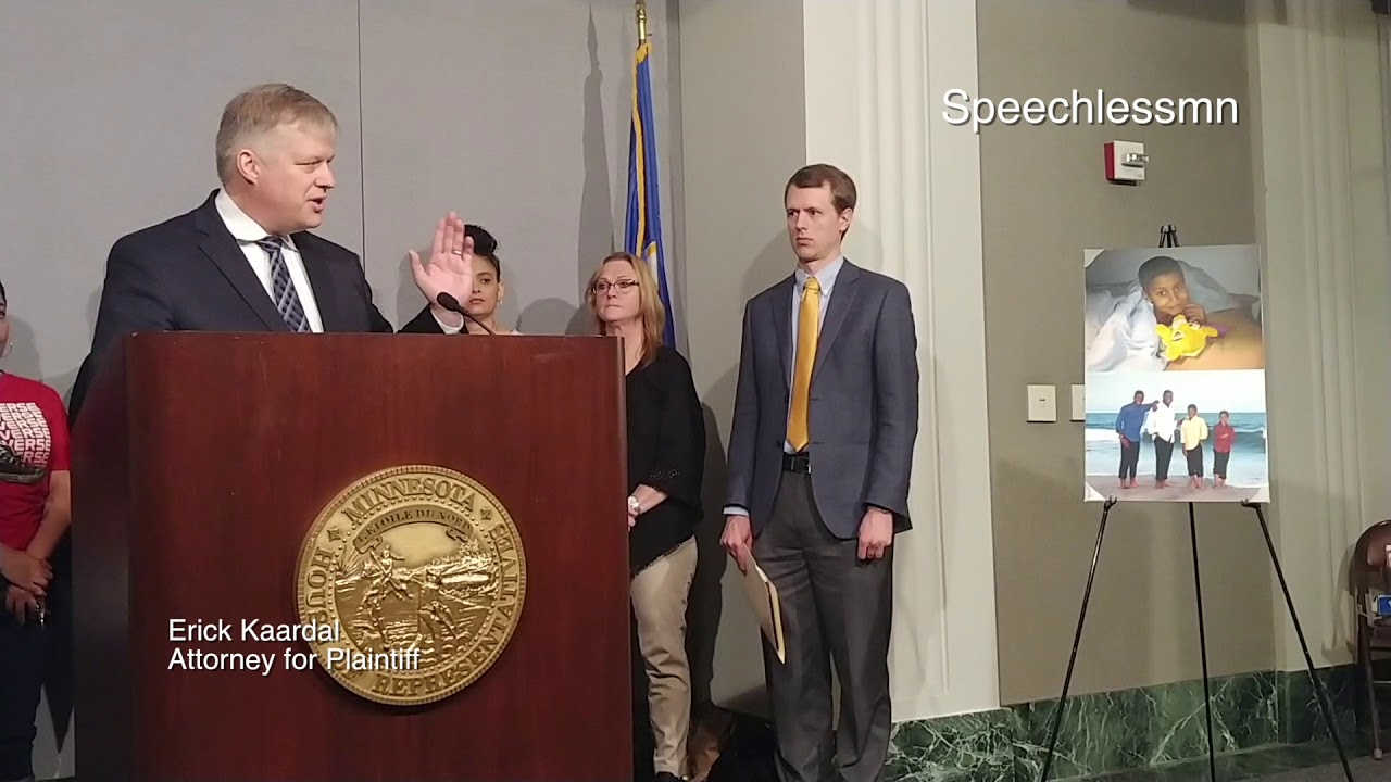 Stop Child Protection: Federal Lawsuit against Dakota County