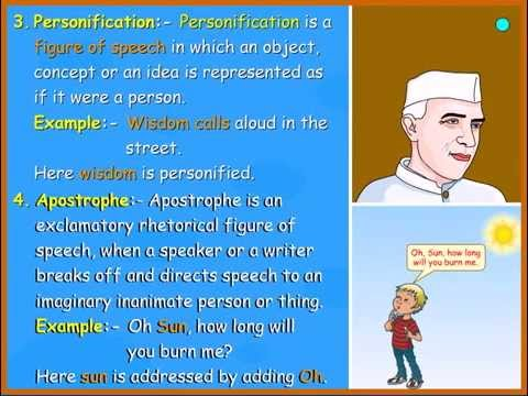 Learn Figure Of Speech English Grammar Class 8 Youtube