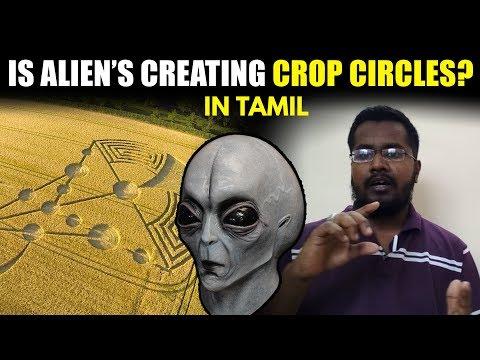 மர்மம் | Crop Circle Mystery | is Aliens Creating Crop Circle