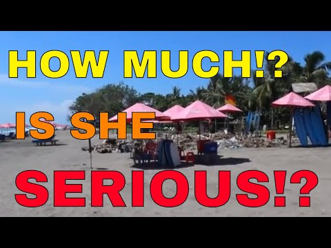 BALI SUCKS!  And the girls are a con!  Men only vlog, part 2